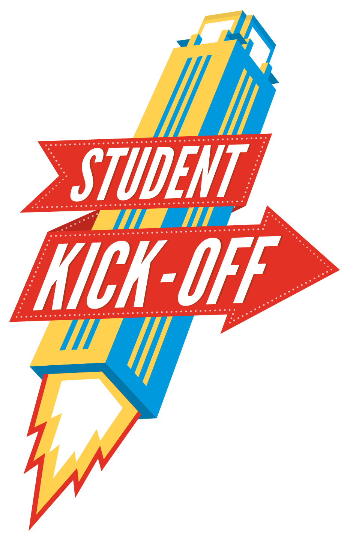 Student Kick-Off Logo